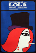 Polish Poster by Maciej Hibner